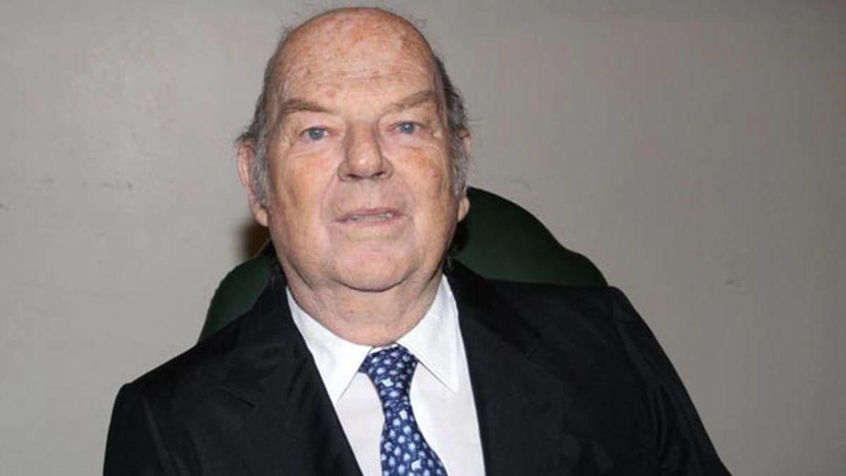 A los 79 años murió Bartolomé Mitre, director de La Nación