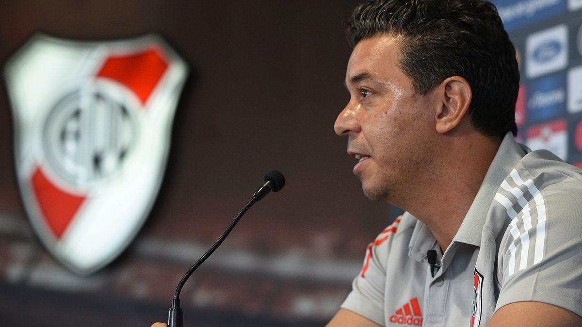 Marcelo Gallardo podría dejar River tras la eliminación en Copa Libertadores.