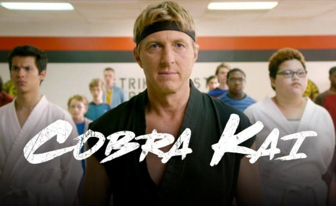 Cobra Kai anunció que comenzarán a grabar la cuarta temporada