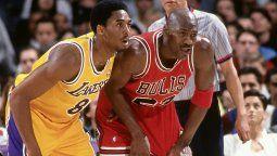 Scottie Pippen, influenciado por su enojo con Jordan por el documental The Last Dance, dijo que Kobe Bryant fue mejor que su ex compañero de los Chicago Bulls.