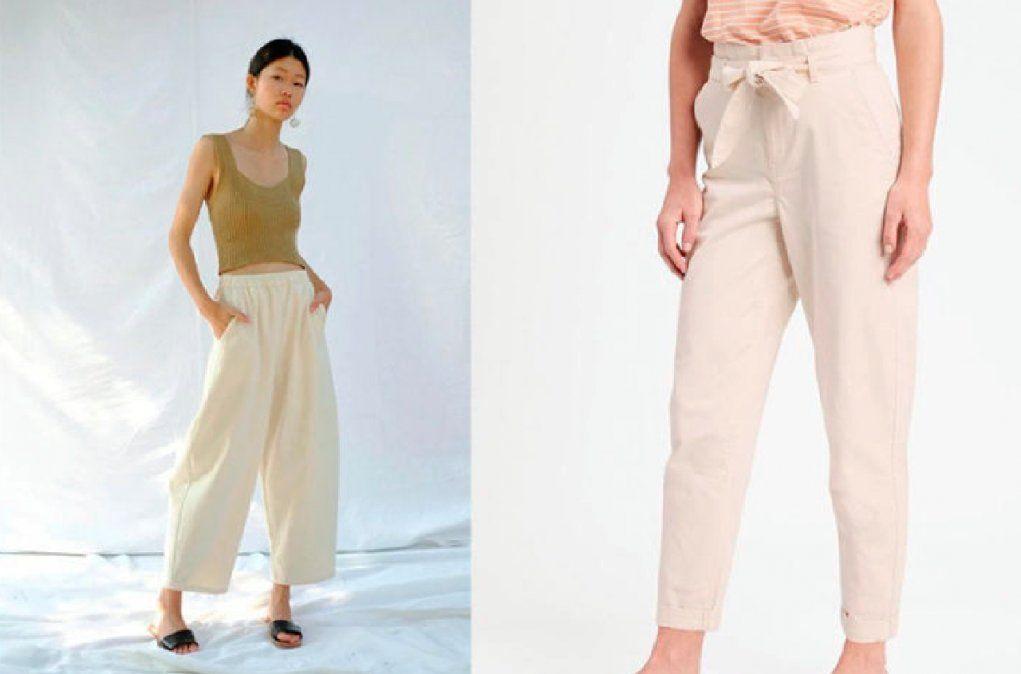 Barrel Pants: los pantalones que serán tendencia en la próxima temporada