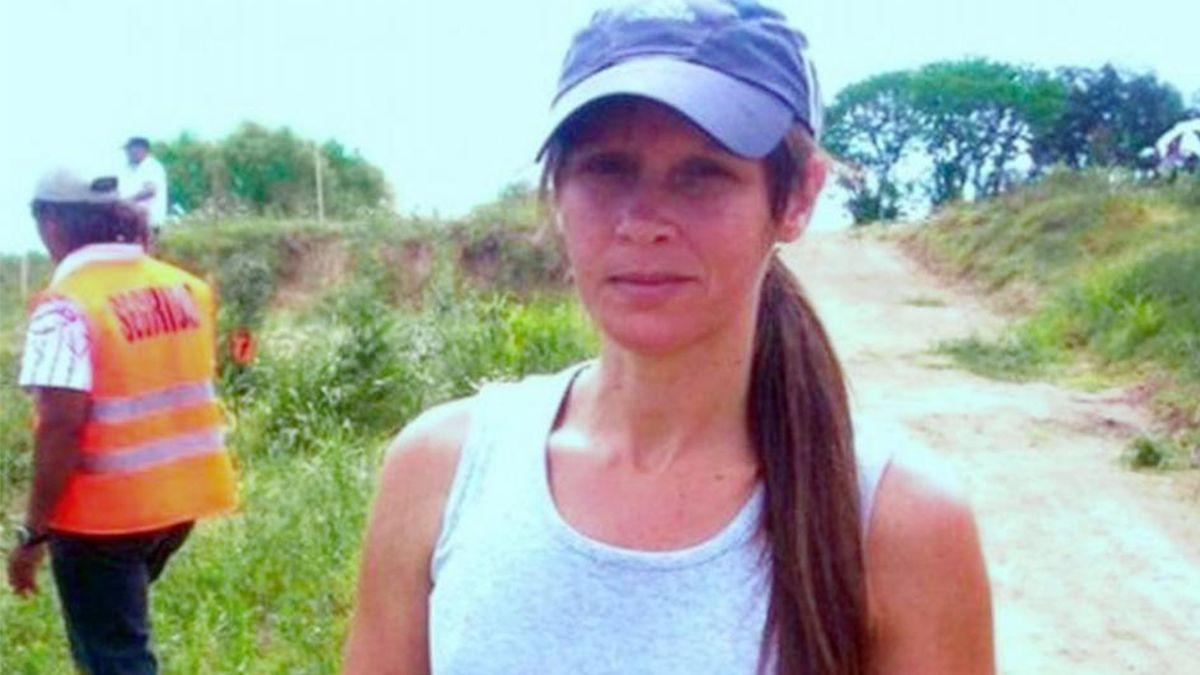 Paula Perassi, la víctima del caso.