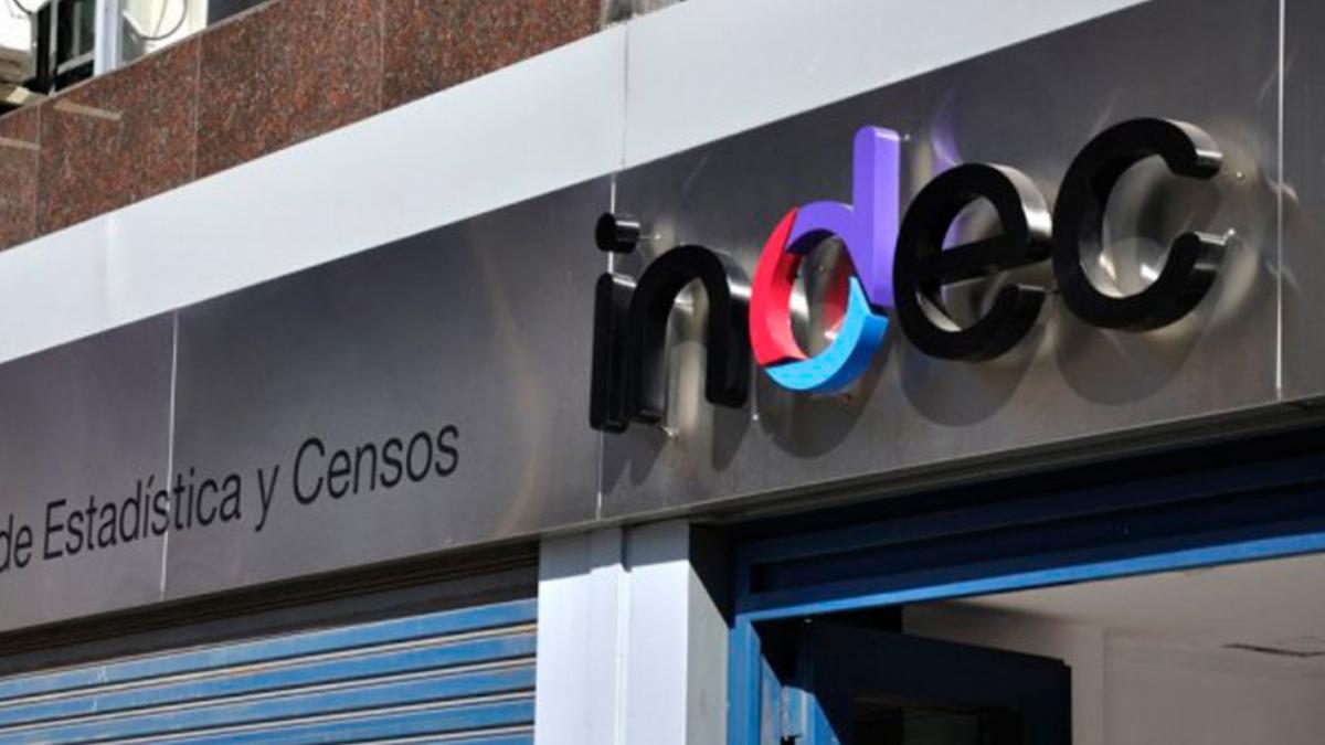 Instituto Nacional de Estadísticas y Censos (Indec).
