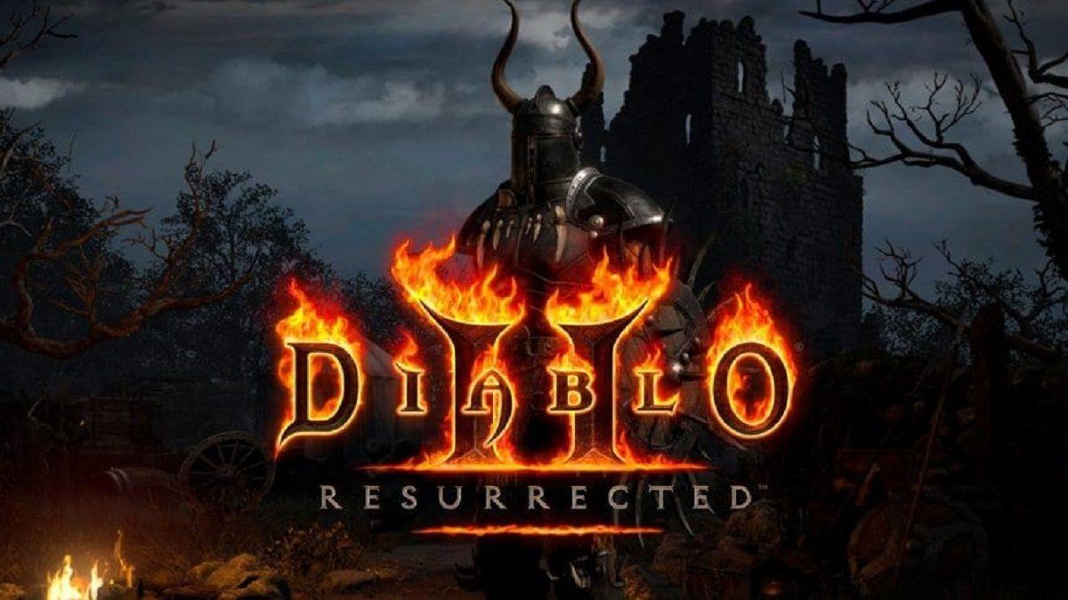 Diablo II: Resurrected dio a conocer su impresionante tráiler.