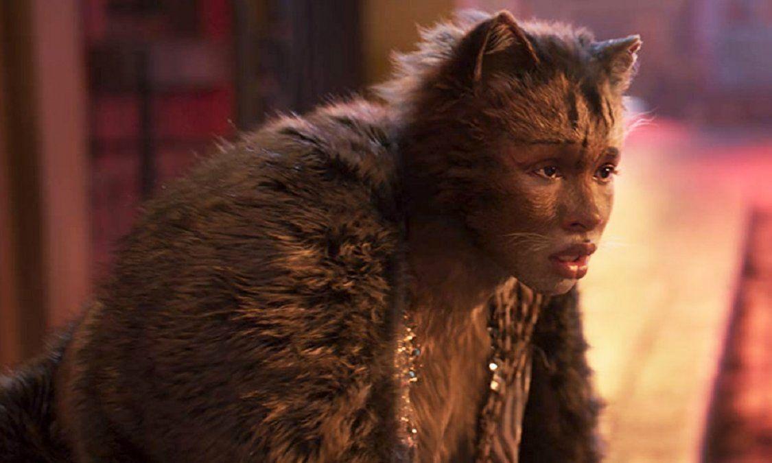 Cats, gran candidata a peor película en los anti-Oscar