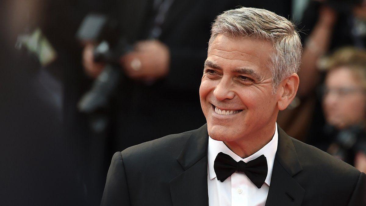 Un amigo de fierro: George Clooney regaló una fortuna
