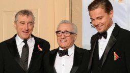 altText(Leonardo DiCaprio prepara su nueva película con Scorsese)}