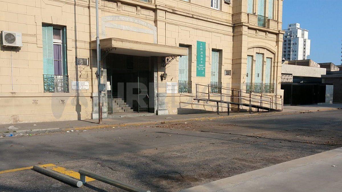 Tras el desarme de la manga, con semáforos intermitentes, se habilitó el tránsito en Avenida Freyre