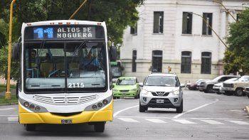 Transporte: la desigual distribución de los subsidios no tiene solución inmediata y afecta al interior