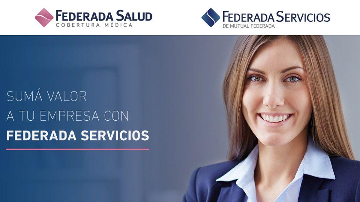 Federada Salud lanzó Federada Servicios