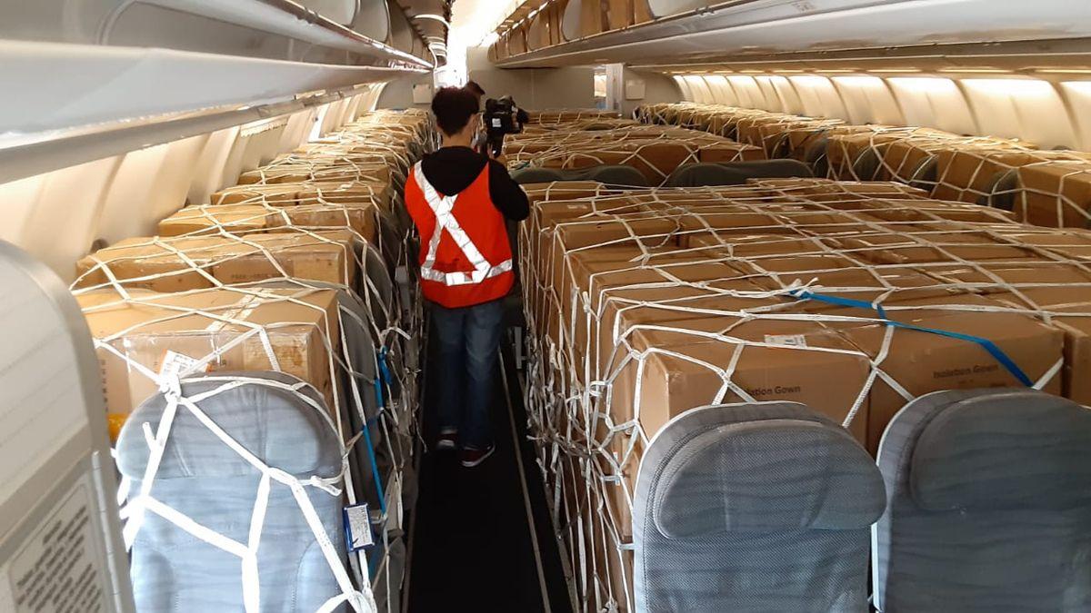 El ministerio de Salud bonaerenseque conduce Daniel Gollan detalló queson los (vuelos) 16 y 17 con 17 mil overoles