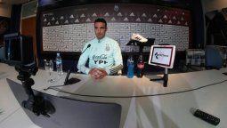 En la conferencia de prensa, el entrenador resaltó la importancia del triunfo obtenido por la selección argentina en el comienzo de las eliminatorias.