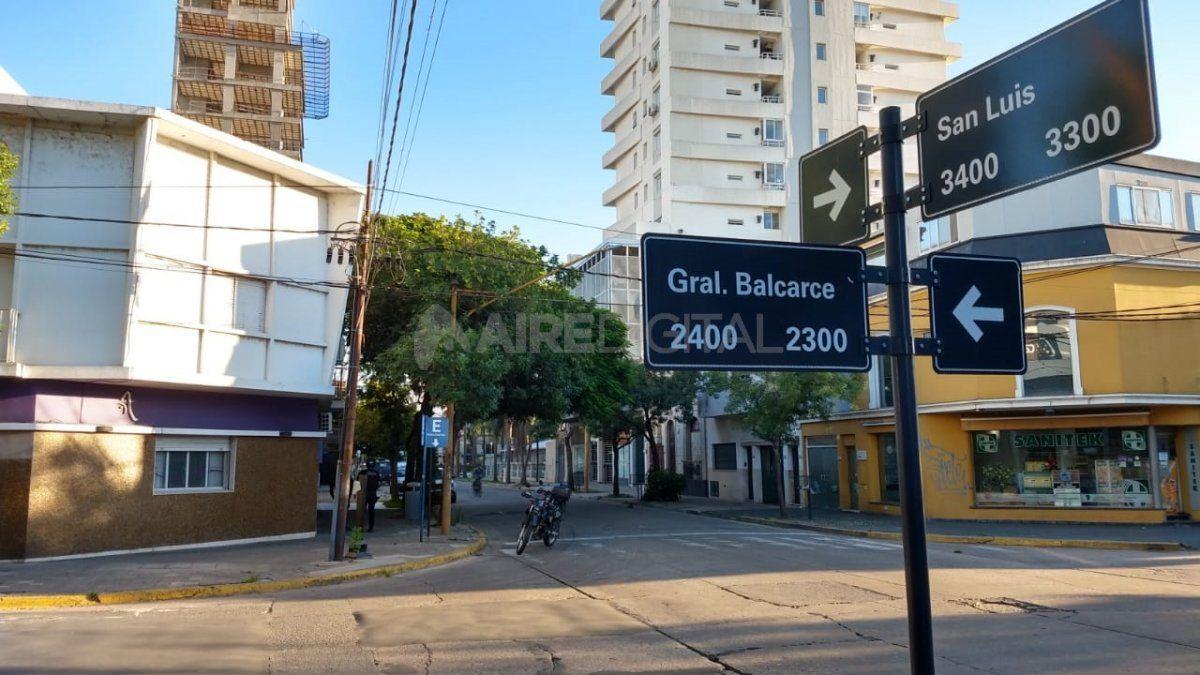 El violento asalto fue cerca de las 7:30 en barrio Candioti