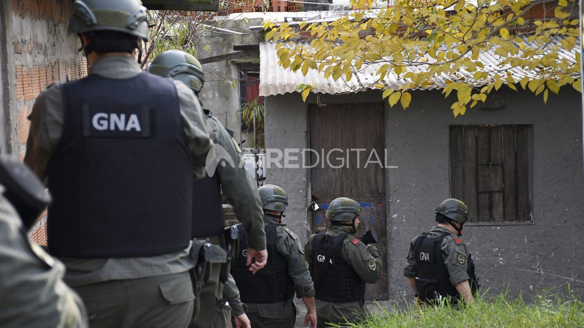 El narcotráfico domina en uno del os barrios más vulnerables de Rosario.