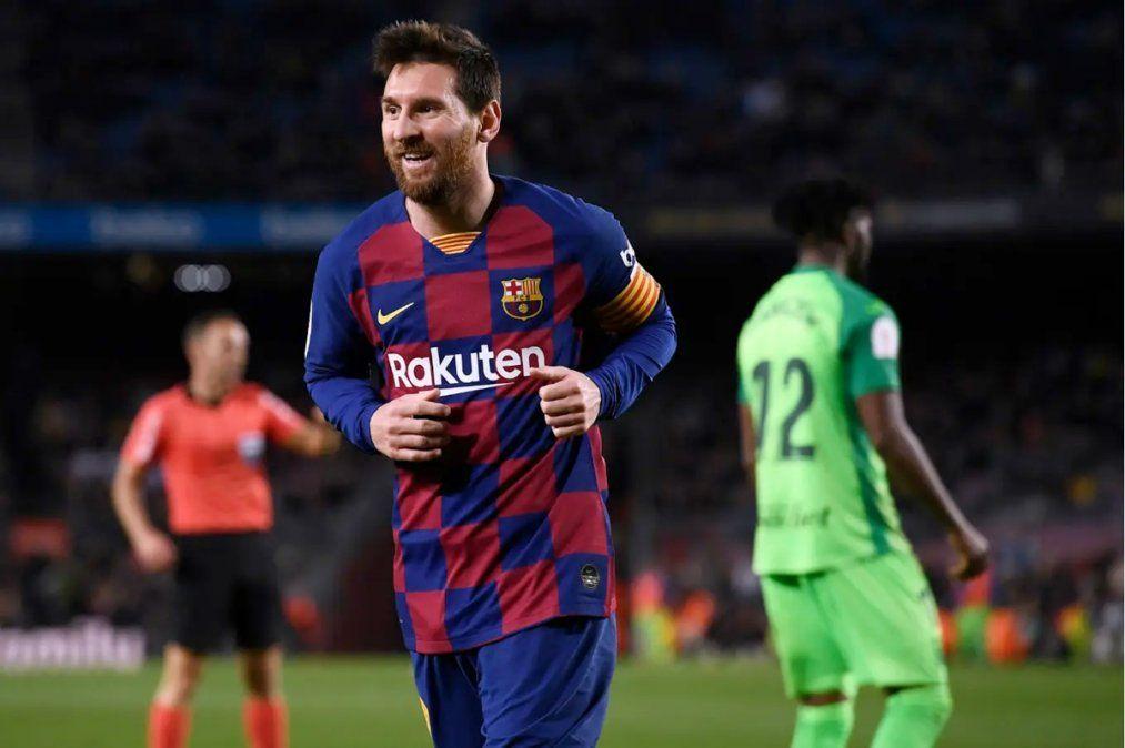 Lionel Messi ya tiene cinco equipos interesados por si deja Barcelona