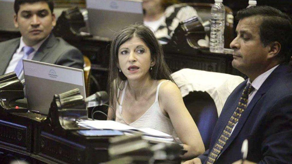 Se filtró un tercer audio de la diputada oficialista Fernanda Vallejos.