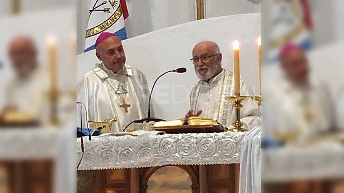 El padre Pablo Fuentes tenía covid y murió víctima de la enfermedad