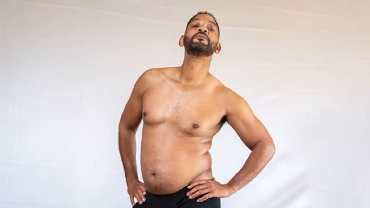 """""""Voy a ser sincero con todos: estoy en la peor forma física de mi vida"""" dijo Will Smith"""
