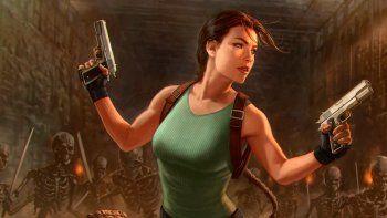 Netflix ya tiene a su Lara Froft para su proyecto de Tomb Raider