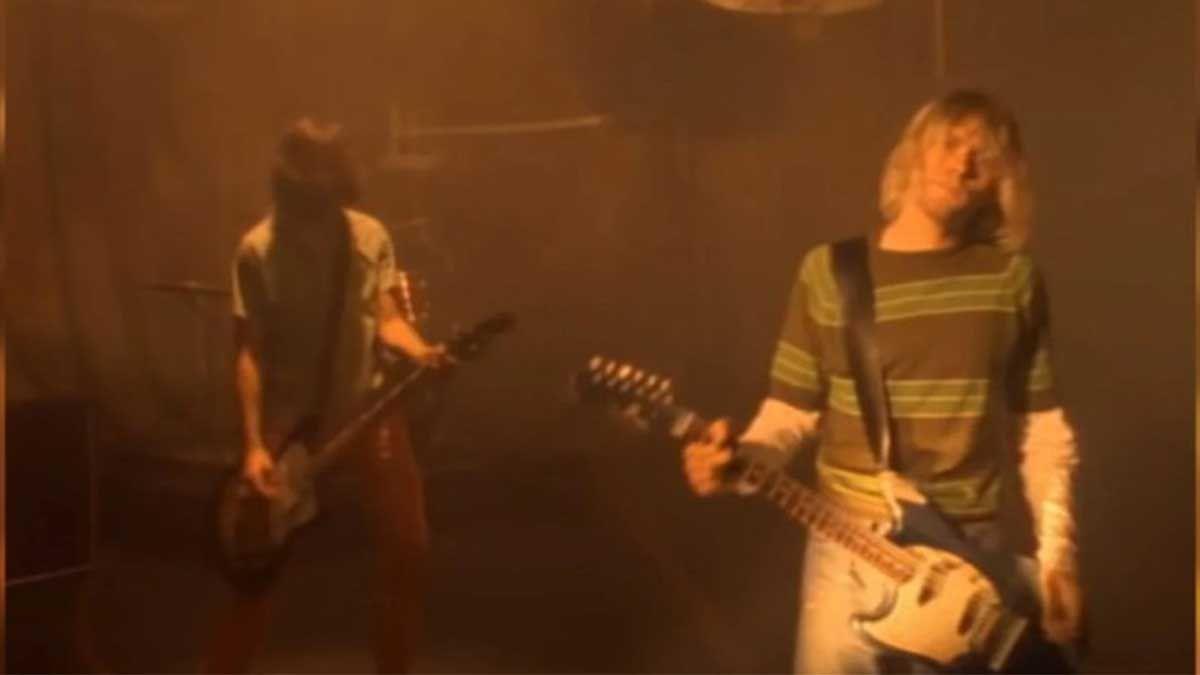 El 17 de agosto de 1991 fue grabado el videoclip deSmells Like Teen Spirit de Nirvana