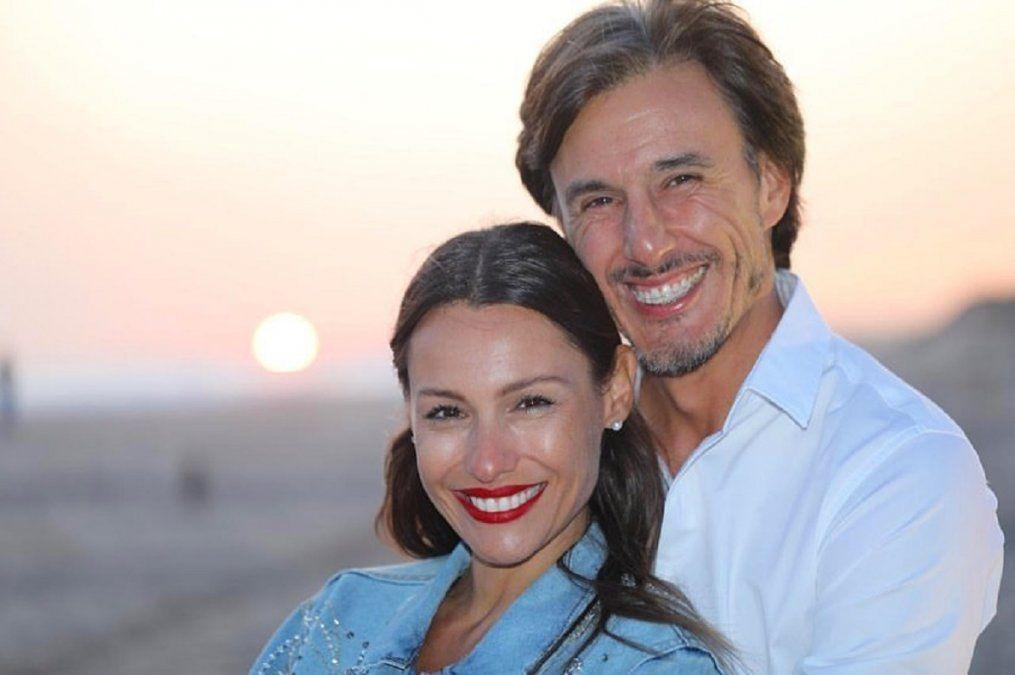 Pampita y Moritán se casaron en noviembre de 2019.