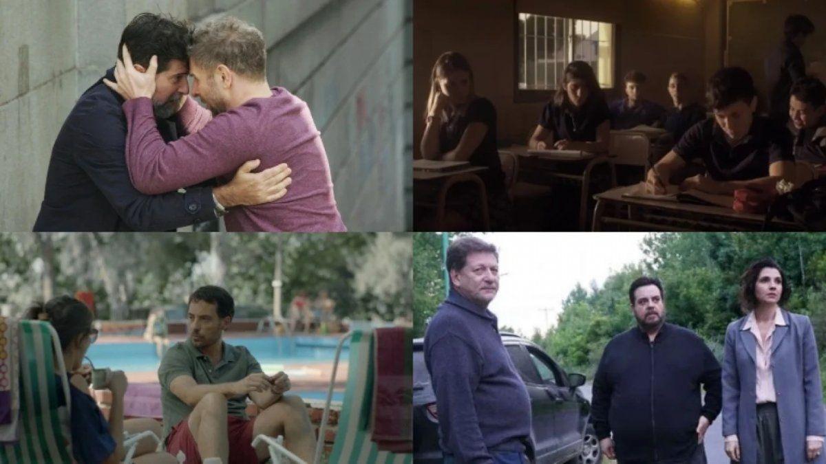Cuatro largometrajes argentinos en Festival Cine del Mar que se verá por streaming