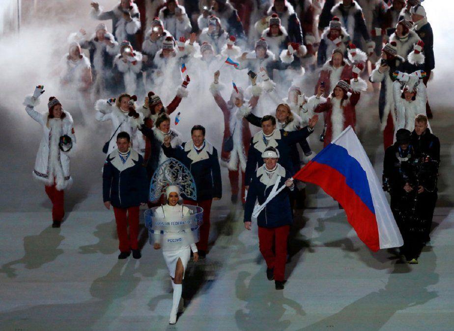 Rusia fue excluida de los Juegos Olímpicos y el Mundial de Fútbol de Qatar por dopaje
