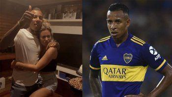 Villa pidió perdón a los hinchas de Boca por la eliminación de la Copa y el video viral
