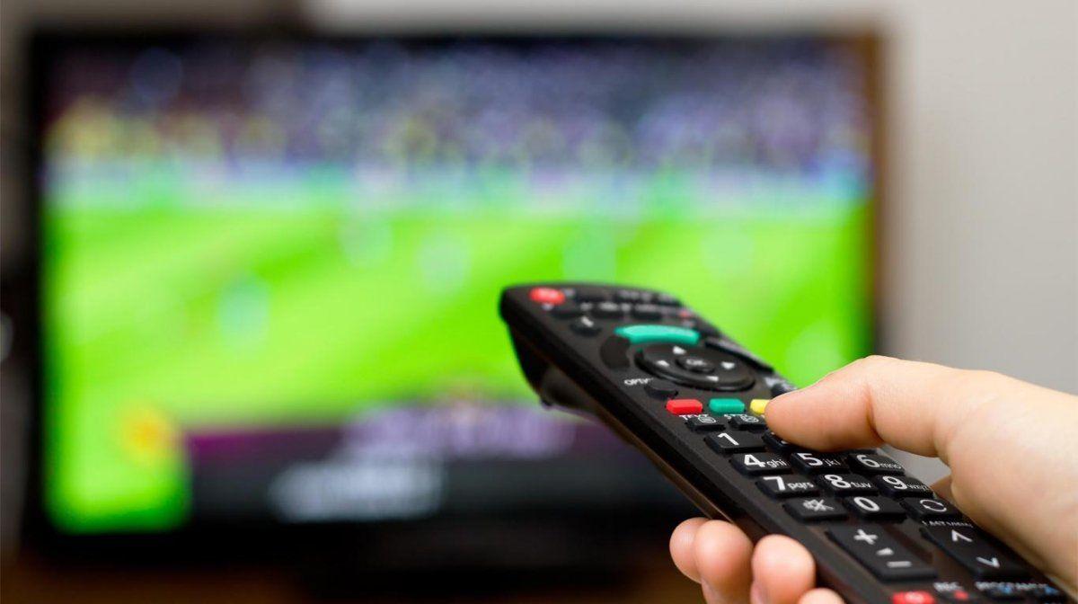 Fin de semana cargado con mucha actividad deportiva televisada.