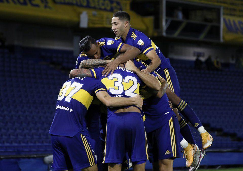 Boca juega este martes ante Barcelona de Ecuador por la Copa Libertadores