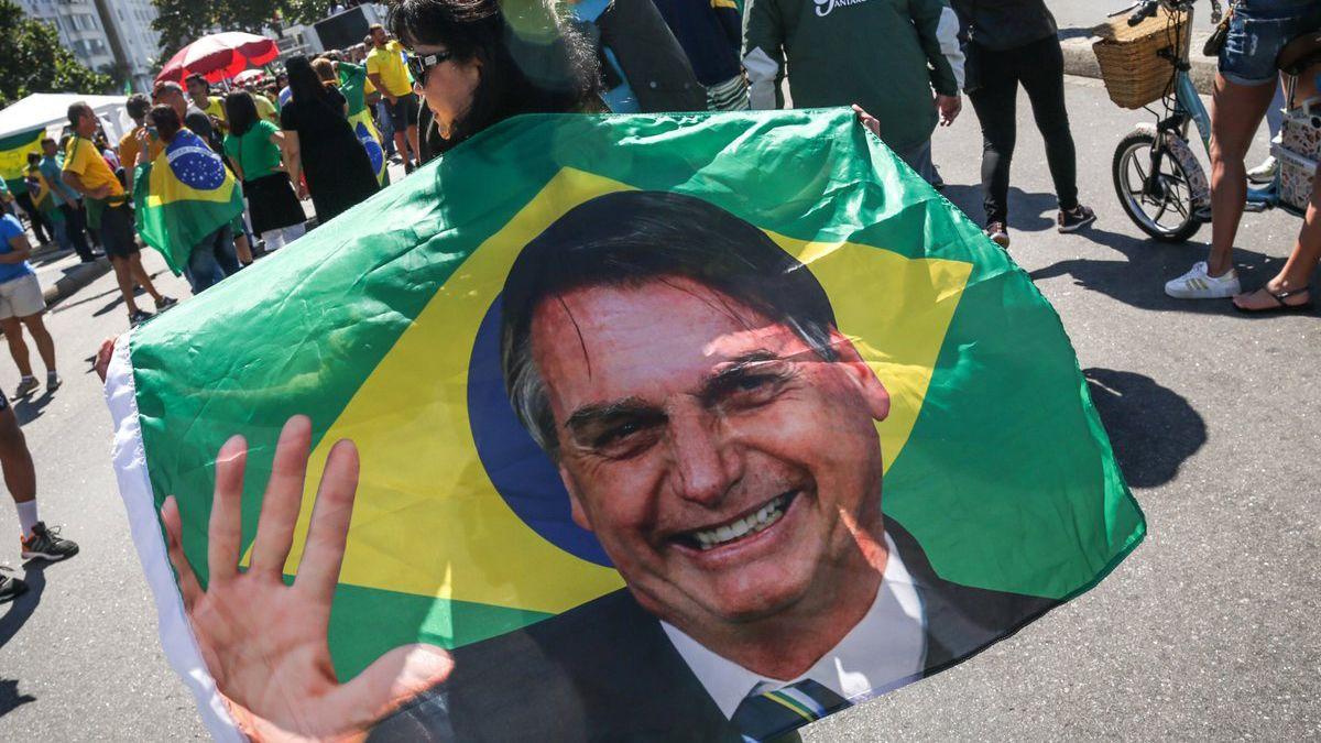 Brasil vive una jornada de doble manifestación: a favor del oficialismo y en contra.