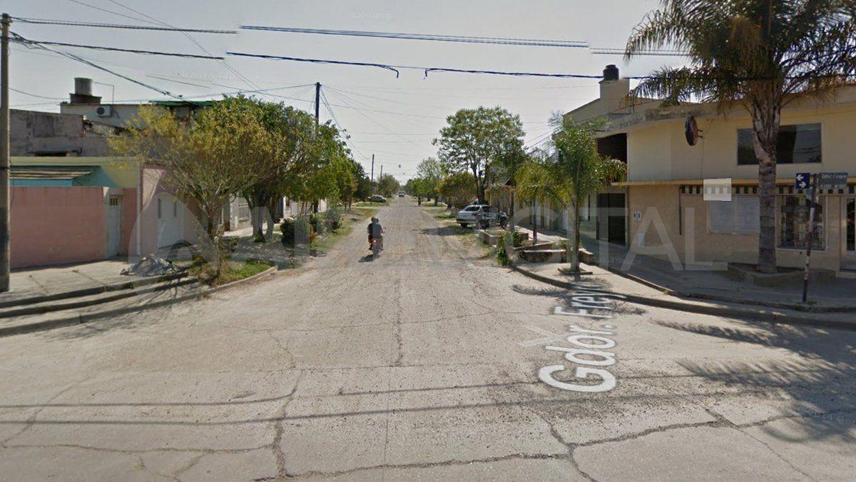 Angel Casanello 3500: un vecino mató al perro de otro porque estaba en su vereda.
