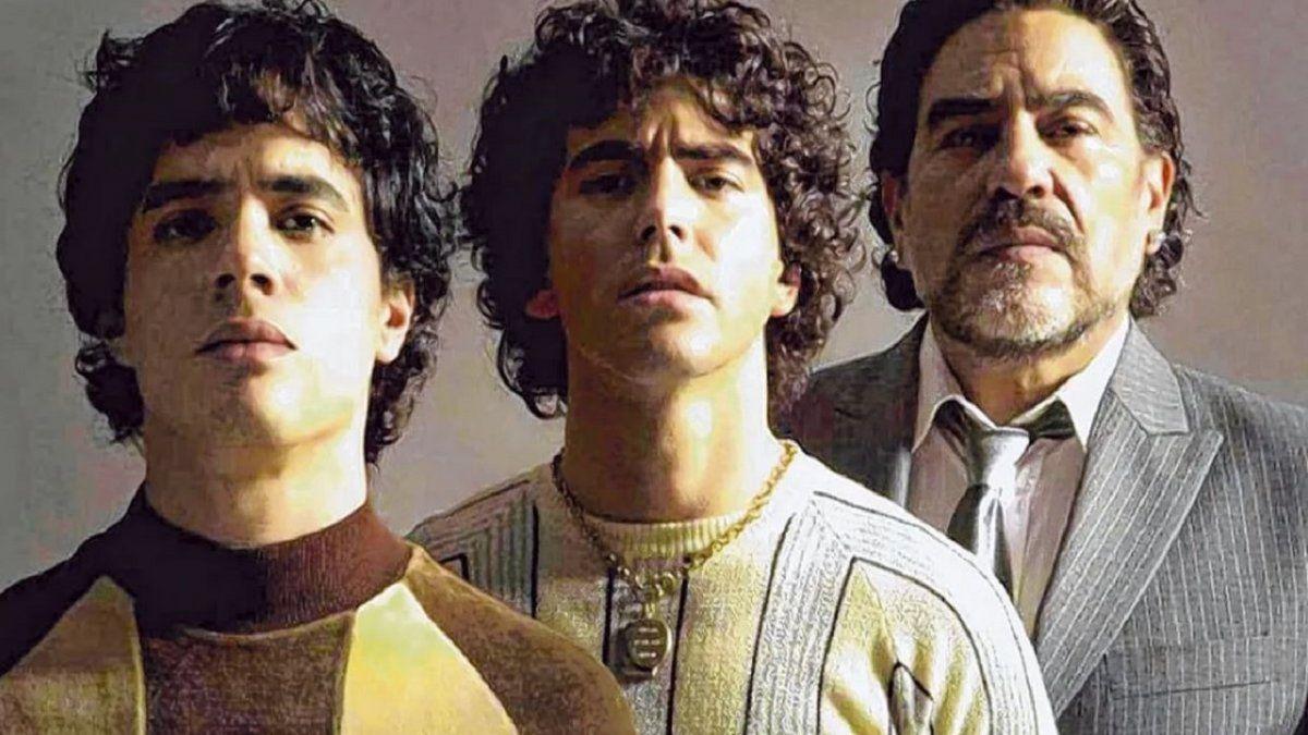 """Qué pasará con la serie de """"Maradona"""