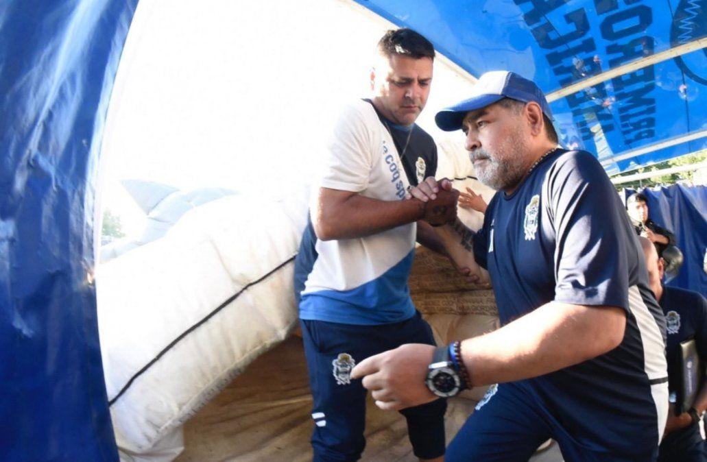 Dolce y Gabbana deberá resarcir a Maradona por aprovecharse de su nombre