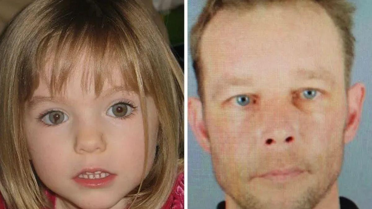 Madeleine McCann y el sospechoso de su desaparición, Christian Brueckner.