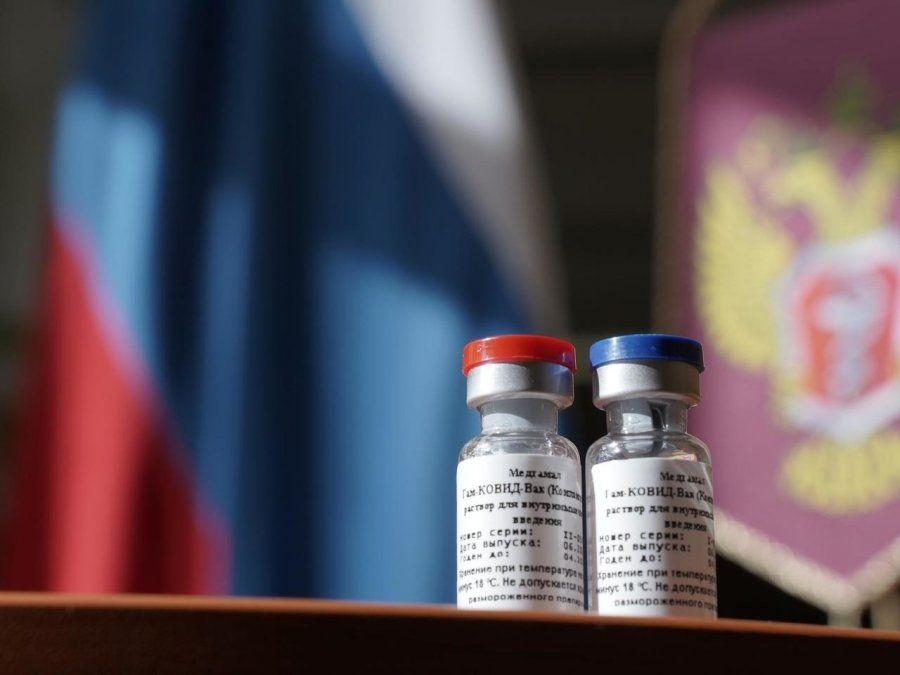 República Checa quiere vacunar con Sputnik V