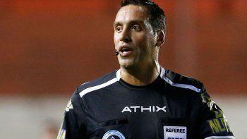 Rapallini hará historia: dirigirá un partido de la Eurocopa