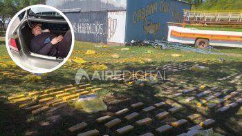Sospechan que en el complejo de cabañas del dueño del auto en el que Melnik viajaba escondido operaba una organización narcocriminal que vendía armas a Paraguay y recibía estupefacientes, como cocaína y marihuana como parte de pago.