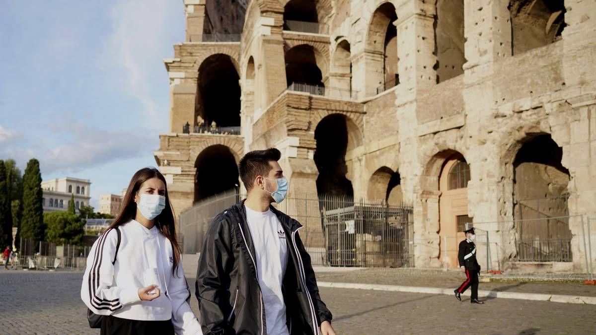 Italia recibió ya más de un millón y medio de vacunas de Pfizer-BioNTech y más de 40 mil de Moderna.