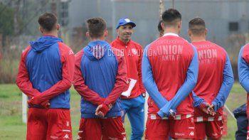 Unión comenzó la pretemporada de cara al próximo torneo de la LPF