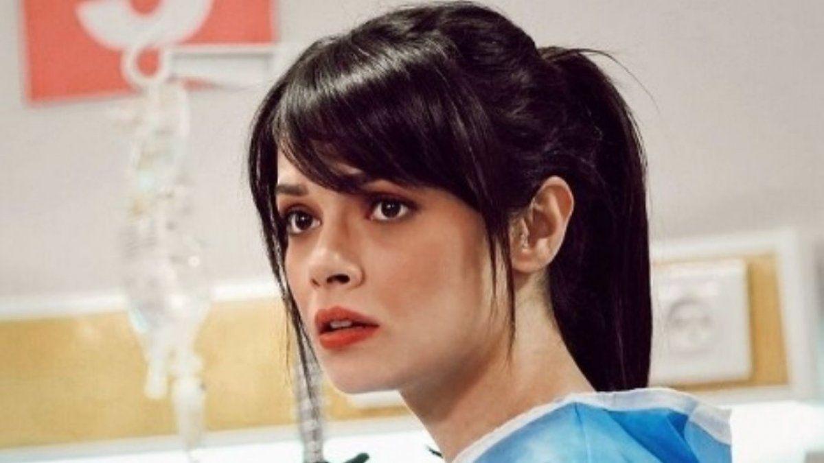La sorprendente foto de la actriz que interpreta a Nazli.