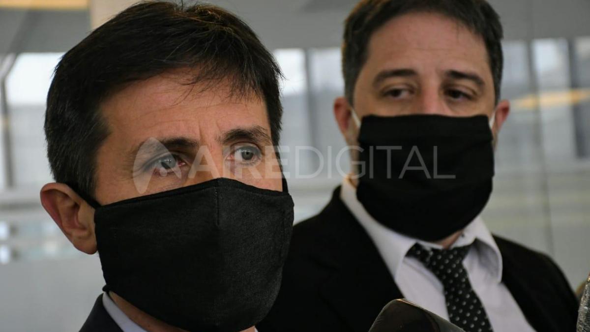 Schiappa Pietra y Edery fueron denunciados por el senador Traferri