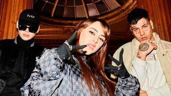 Bizarrap, Duki y Nicki Nicole estrenan con video el nuevo single