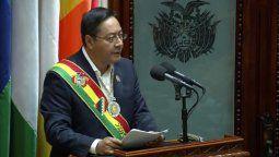 Este domingo Luis Arce asumió formalmente su cargo de presidente de Bolivia al prestar su juramento de rigor ante la Asamblea Legislativa Plurinacional.