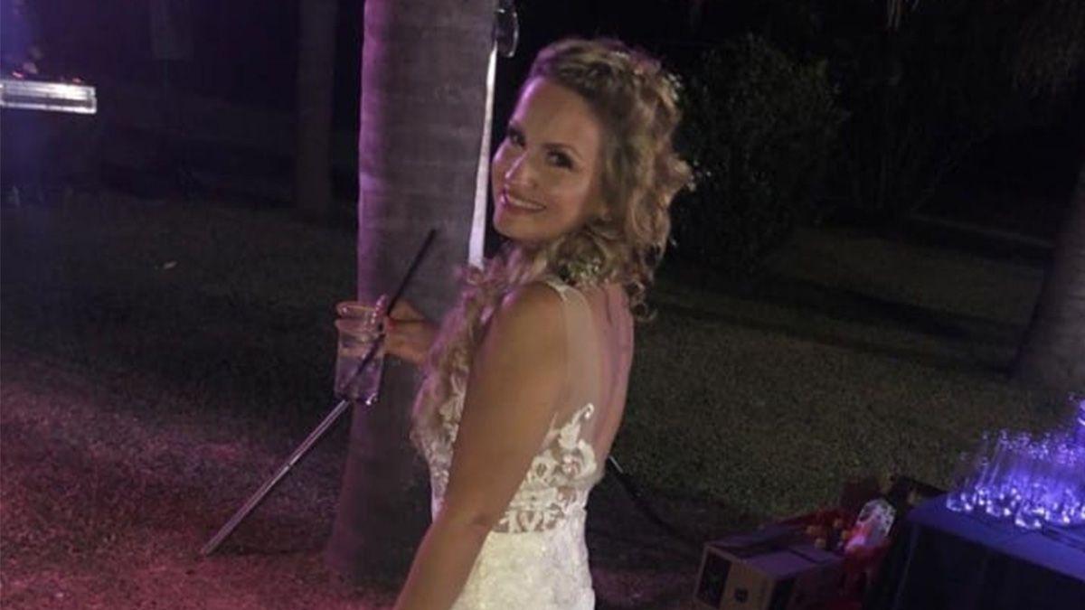 Aluminé Sbodio tiene 31 años y fue diagnosticada con cáncer de colon. Puede operarse ahora