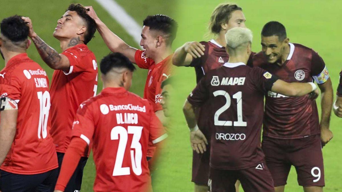 Independiente recibe a Lanús por el Torneo de la Liga Profesional