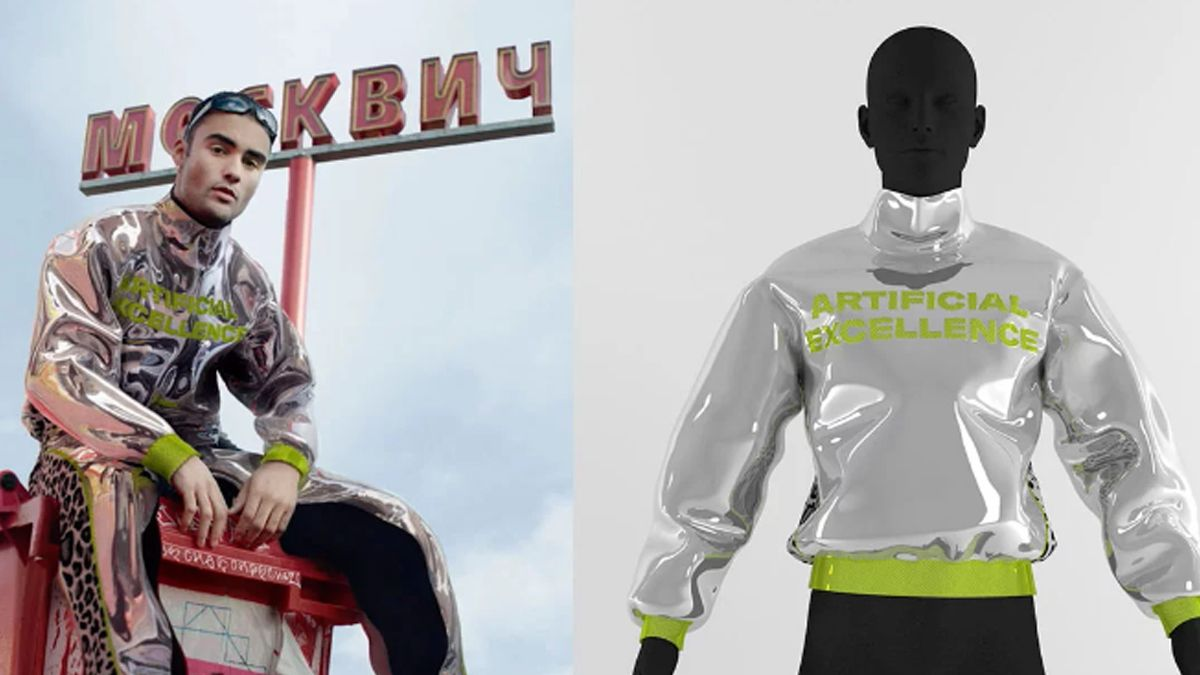 Ropa digital: ¿el futuro de la moda sustentable?