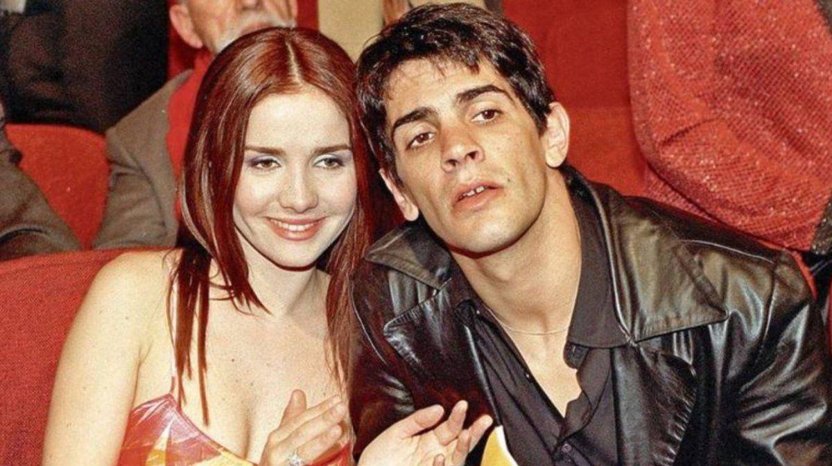 Pablo Echarri y Natalia Oreiro fueron novios durante cinco años.