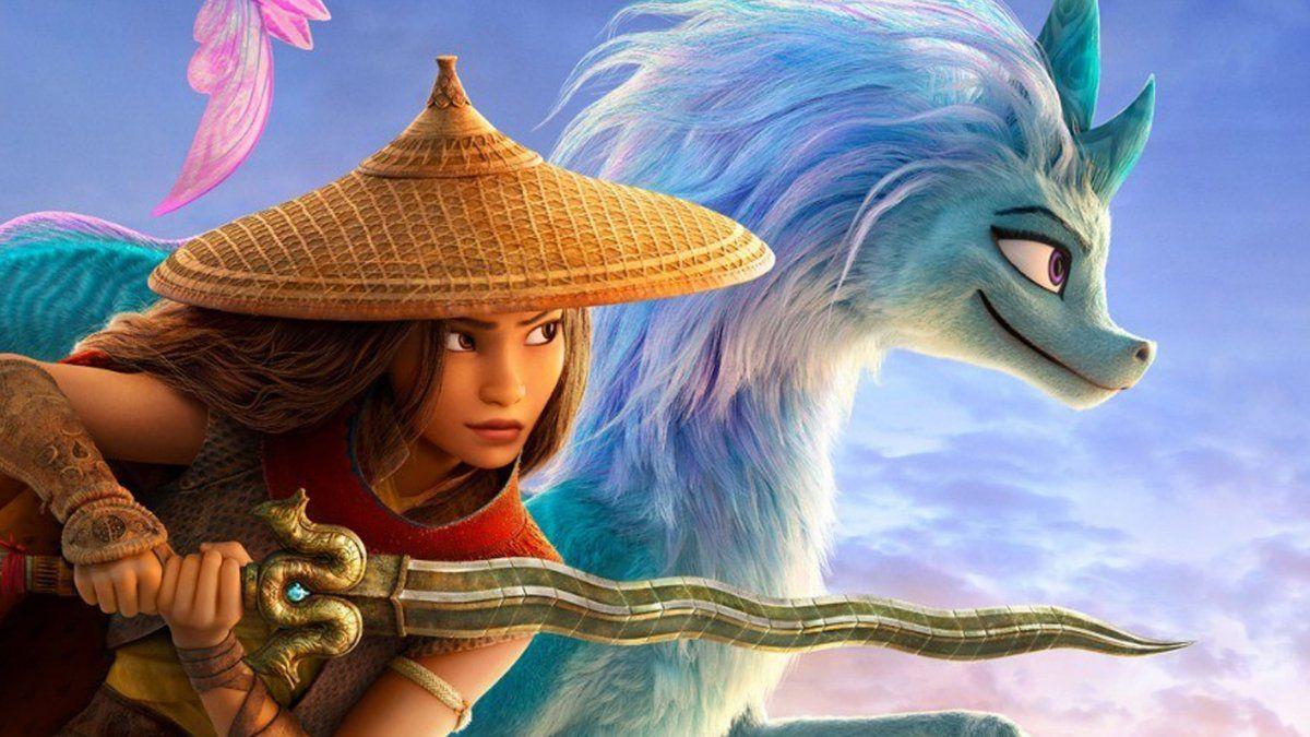 Raya y el Último Dragón: cómo ver la nueva película de Disney