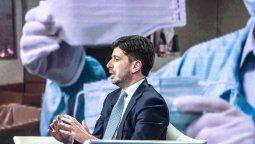 Luego de aplicar medidas restrictivas, Italia comienza a ver los resultados. Esperan alcanzar el pico de casos diarios en una semana, dijo el ministro de Salud, Roberto Speranza.